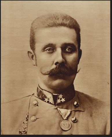 arch duke of austria 1914