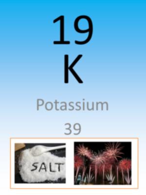 Potassium-korea